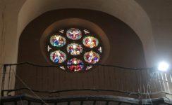 La Archidiócesis encara el tramo final de la restauración de la iglesia de Santa Catalina