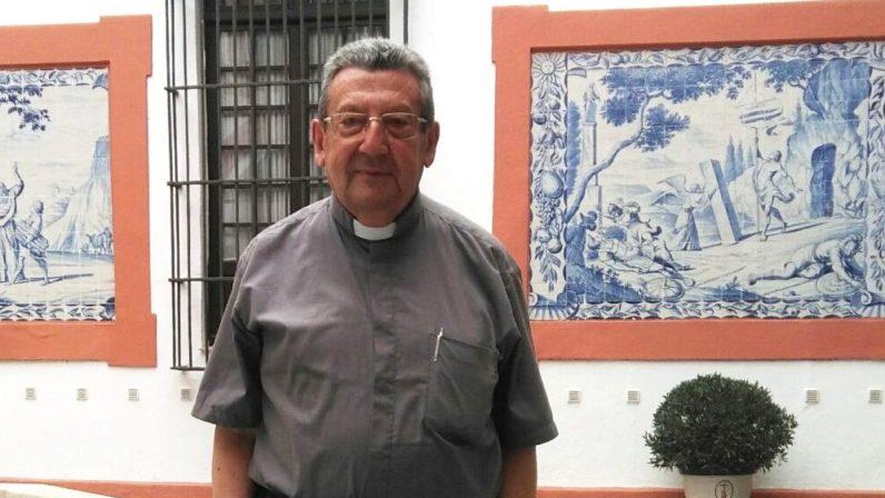 Juan Antonio Salinas, nuevo capellán del Hospital de la Hermandad de la Santa Caridad