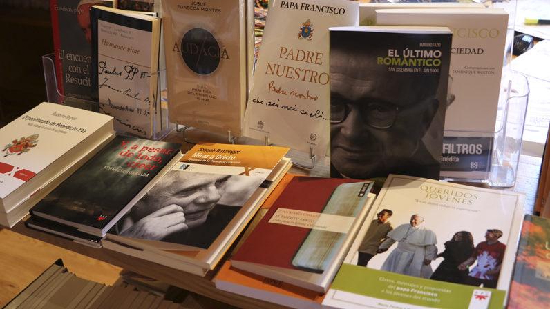 Librería Diocesana de Sevilla: Divulgar la dimensión cultural de la fe
