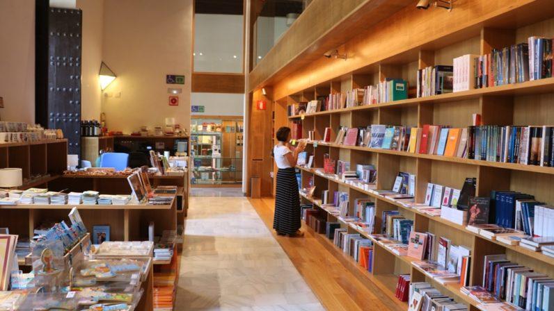 Horario de verano de la Librería Diocesana