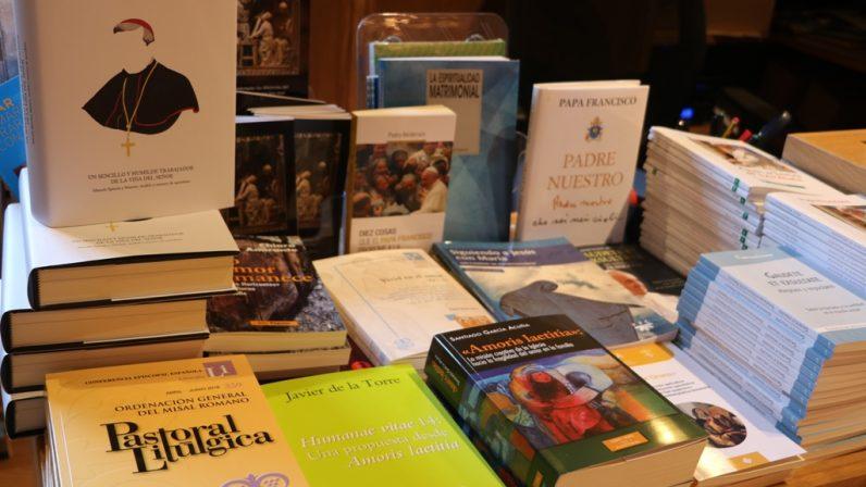 La Librería Diocesana vuelve de vacaciones con el horario matinal