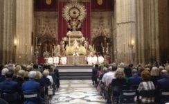 """Mons. Gómez por la fiesta de la Asunción: """"que la Virgen nos libere de la tibieza, la mentira y la desesperanza"""""""