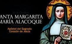 Las reliquias de santa Margarita Alacoque llegarán a Sevilla en noviembre