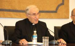 El cardenal Rouco inaugura el encuentro de la Universidad San Dámaso en Sevilla sobre Derecho Canónico