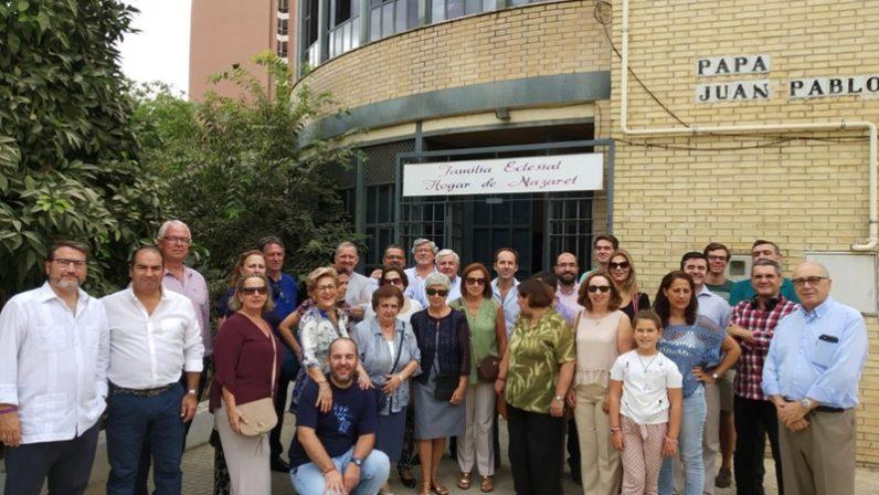 Inauguración de Proyecto Belén, un servicio a mujeres embarazadas en situación de riesgo