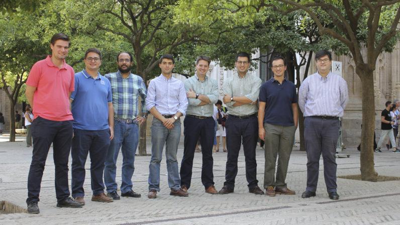 Ocho nuevos diáconos para la Iglesia en Sevilla