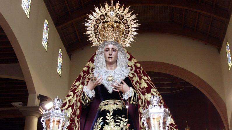La Parroquia Ntra Sra de los Dolores del Cerro celebra este fin de semana su 75º aniversario