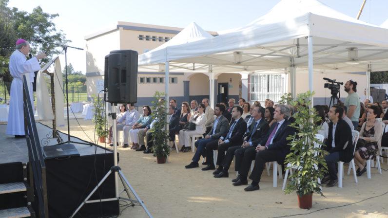 El Colegio Diocesano Corpus Christi inaugura sus nuevas instalaciones