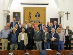 Encuentro del Arzobispo con la comunidad diaconal de Sevilla