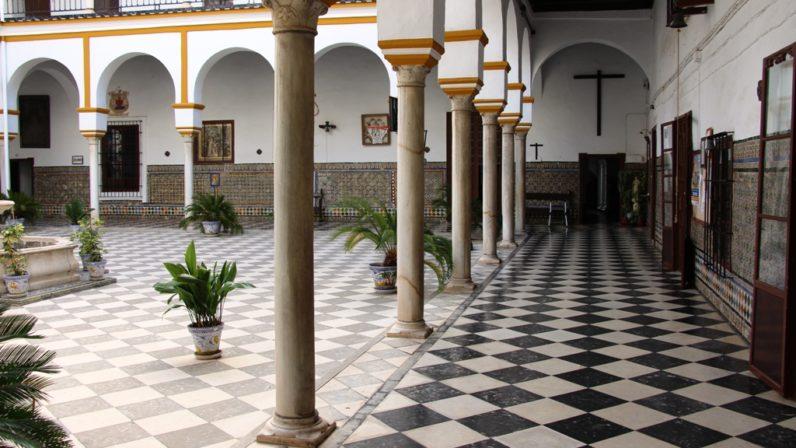 'Lugares de paz y oración' dedicado al monasterio de San Leandro