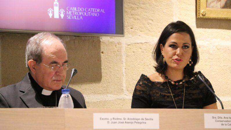 El Cabildo presenta el catálogo de la muestra sobre Murillo en la Catedral