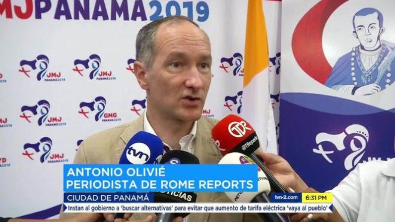 La información vaticana en el Seminario 'Beato Marcelo Spínola' con Rome Reports