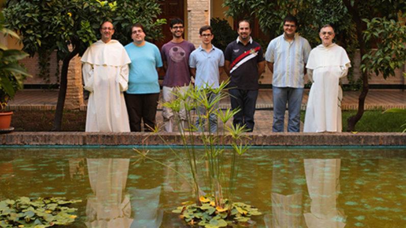 Formación y oración con los dominicos de Sevilla