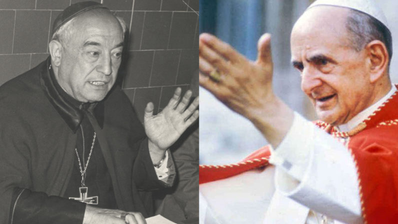 San Pablo VI y el Cardenal Bueno Monreal: sintonía del postconcilio