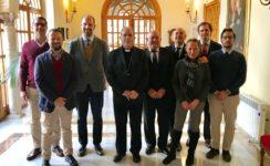 El Arzobispo de Sevilla muestra su apoyo a la Asociación de Arte Sacro de Sevilla