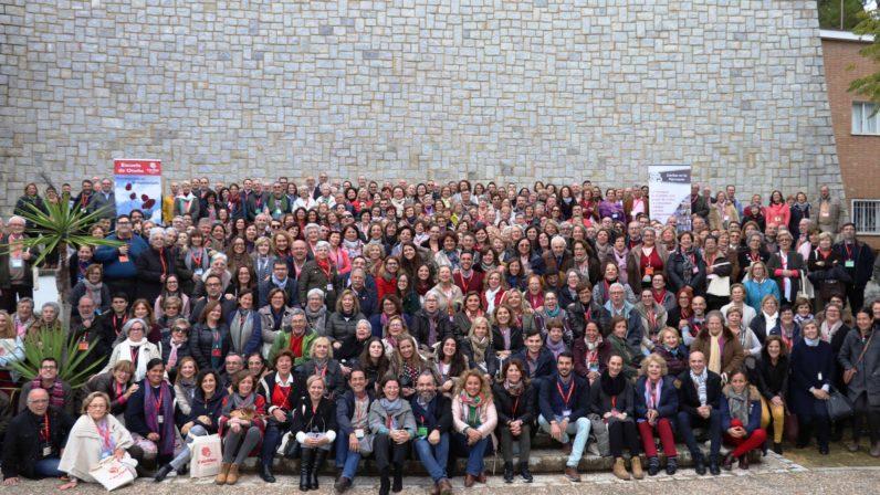430 voluntarios de Cáritas participan en la Escuela de Otoño 2018