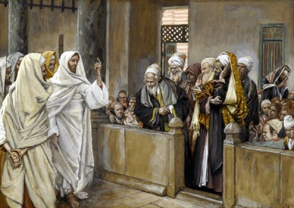 Resultado de imagen de evangelio del XXXI domingo del tiempo ordinario ciclo b
