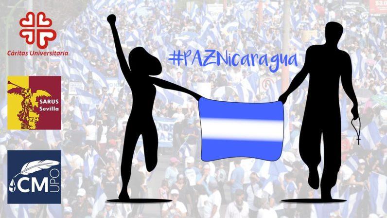 La comunidad católica universitaria con Nicaragua