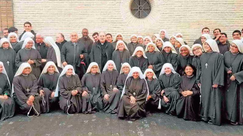 Las Peregrinas de la Eucaristía llegan a Écija
