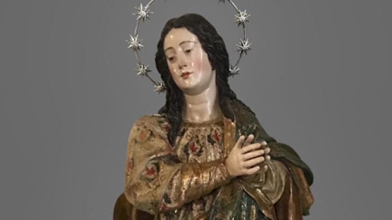 La Inmaculada Concepción, de Santa Catalina