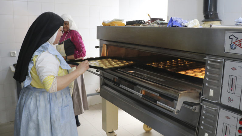 'Gloria bendita' para sostener un tesoro espiritual: XXXIV Muestra anual de dulces de conventos de clausura