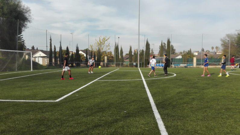 Fútbol a beneficio del Proyecto samuÉl en la Parroquia San Juan Pablo II