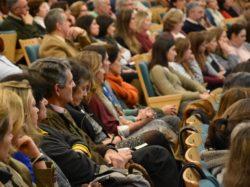 Conferencia de Natalia Barcáiztegui en la Semana de la Familia