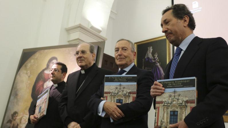 """La Archidiócesis presenta el volumen del Palacio Arzobispal, """"la casa de la belleza"""""""