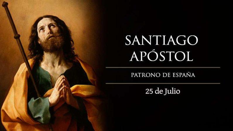 Jornada de precepto por la festividad de Santiago Apóstol