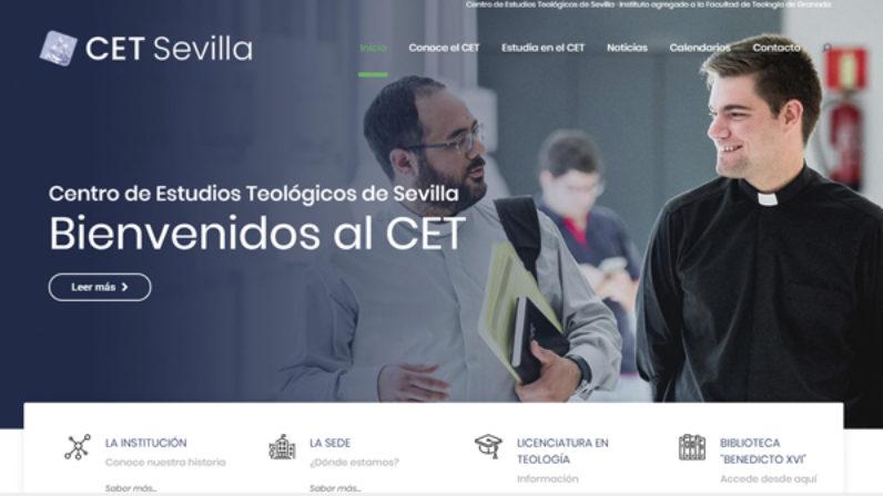 El Centro de Estudios Teológicos estrena página web