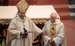 Mariano Pizarro recibe el título de capellán de honor de Su Santidad