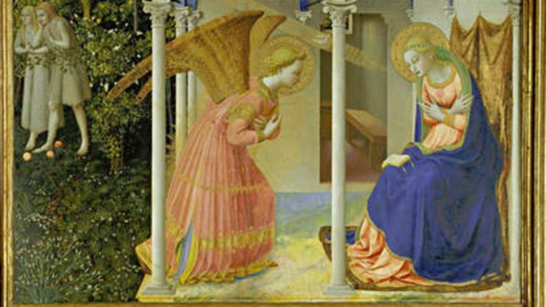 Fiesta de Fray Angélico, patrón de los artistas