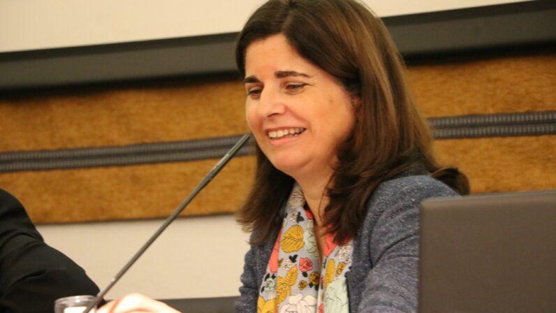 """María Albendea, delegada-presidenta de Manos Unidas Sevilla: """"Debemos ser solidarios más allá de nuestras fronteras"""""""
