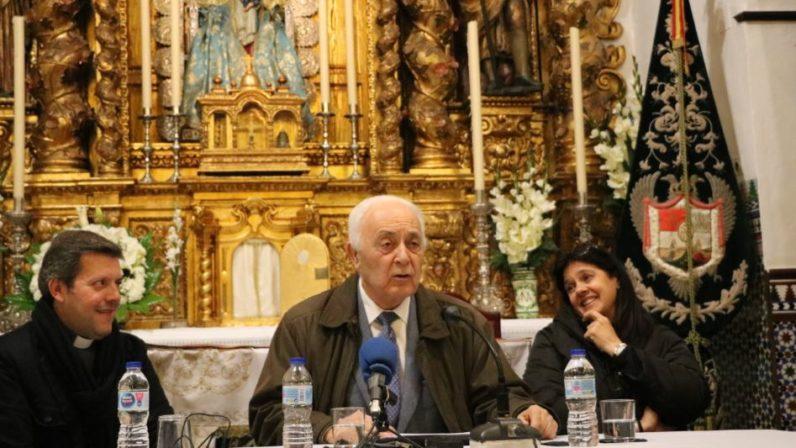 """Ignacio Montaño: """"La fe es una victoria que hay que librar para los nietos a diario"""""""