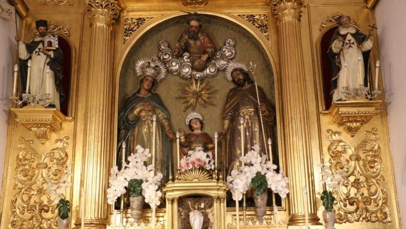 Tercer centenario del Beaterio de la Trinidad, de Sevilla