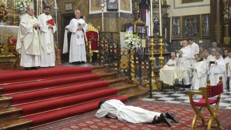 La Archidiócesis de Sevilla se congratula de la ordenación de un nuevo sacerdote