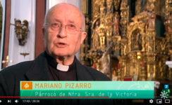 Homenaje al sacerdote Mariano Pizarro en 'Testigos Hoy'