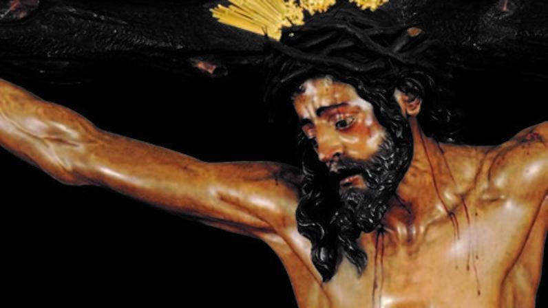 El Cristo de la Conversión. Hermandad de Montserrat