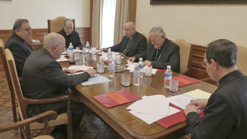 LaArchidiócesis acoge la reunión de los obispos de la Provincia eclesiástica de Sevilla