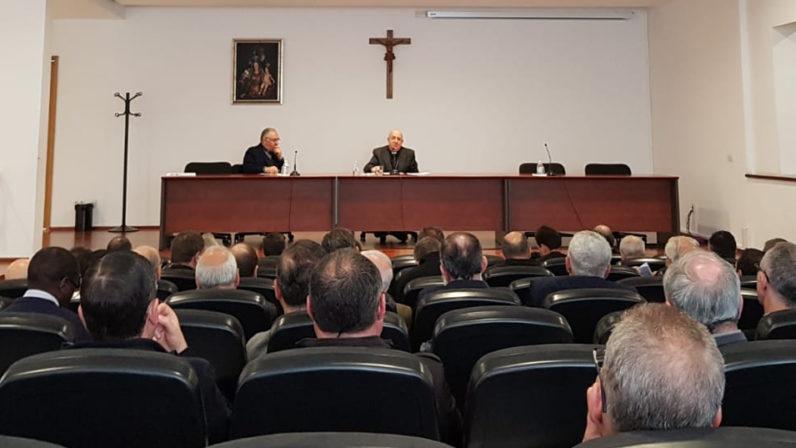 Nueva cita de formación para el clero