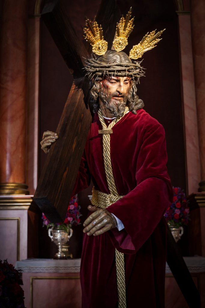 fa563149a3e Nuestro Padre Jesús de la Humildad (Parroquia de los Dolores ...