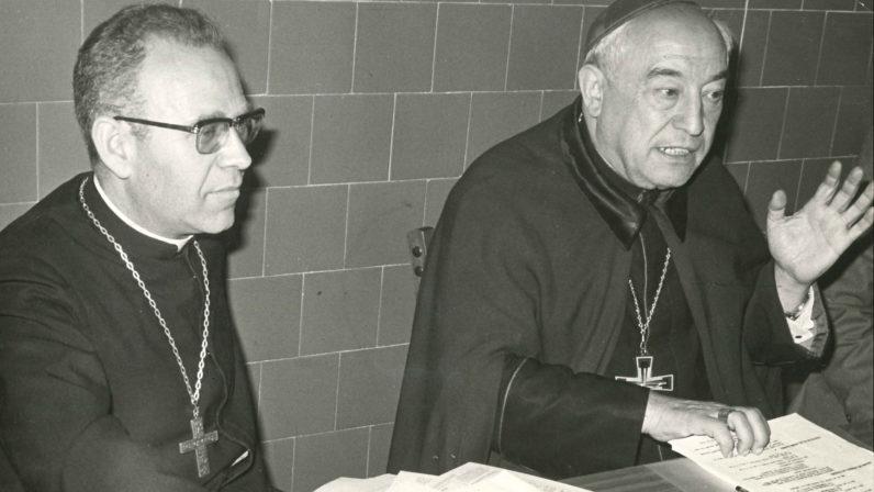 La Iglesia homenajea a monseñor Antonio Montero en sus bodas de oro episcopales