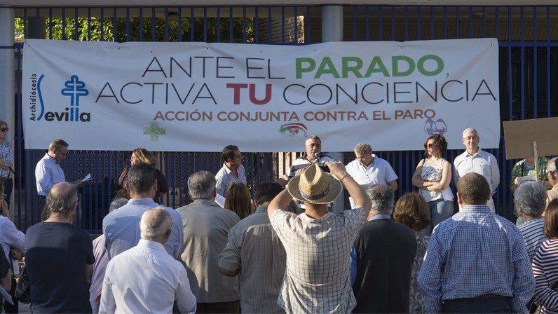 La Acción Conjunta Contra el Paro convoca el XII Encuentro diocesano 'Ante el parado activa tu conciencia'