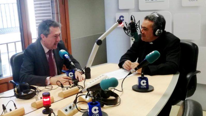 EL ESPEJO | Entrevista al alcalde de Sevilla (12-04-2019)