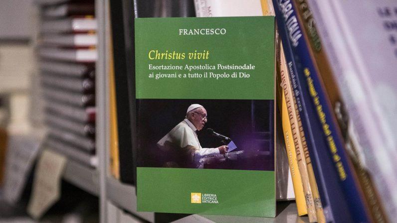 'Cristo vive', nueva exhortación apostólica del papa Francisco