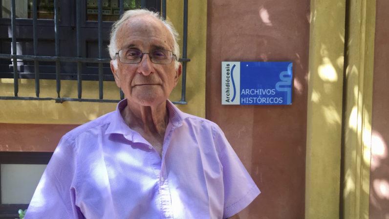 """José Sánchez Herrero: """"San Isidoro es el sevillano más importante de la historia cultural de la ciudad"""""""