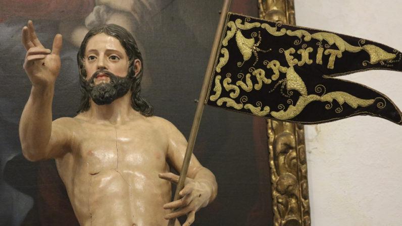 Cristo Resucitado, de la Parroquia de Ntra. Sra. de Belén de Gines