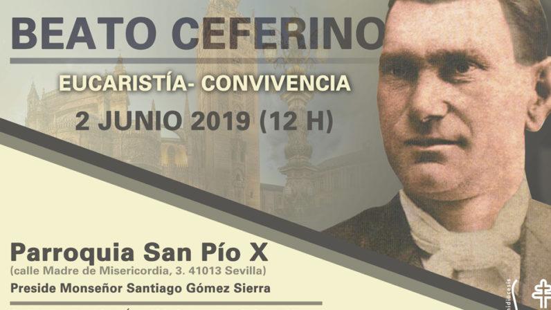La Pastoral Gitana celebra la fiesta del beato Ceferino