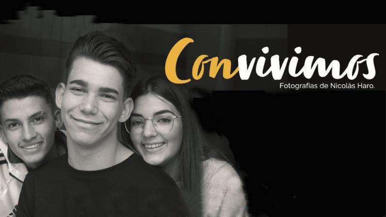 El colegio Portaceli acoge la exposición fotográfica 'Convivimos'