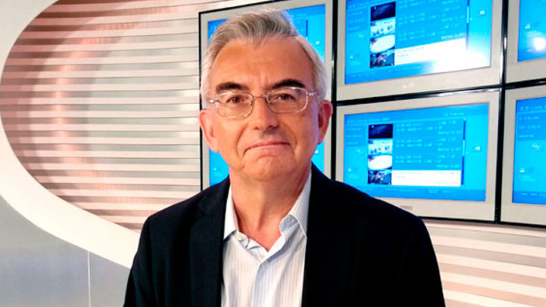 El periodista José Joaquín León en el Seminario de Estudios Laicales 2019